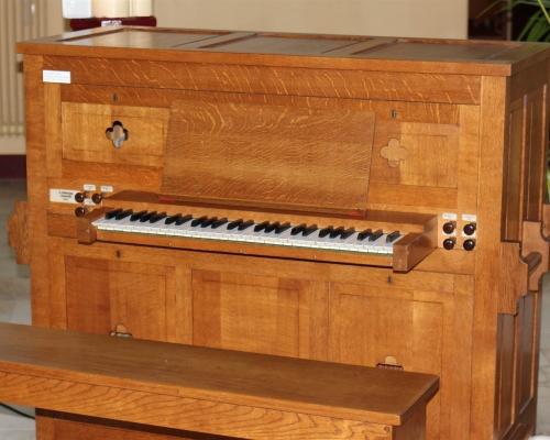 Kleine Orgel 2